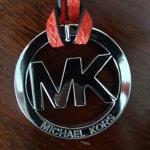 Michael Kors MK Hang Tag Medallion